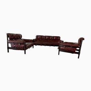 Percival Lafer Style Living Room Set, Set of 3
