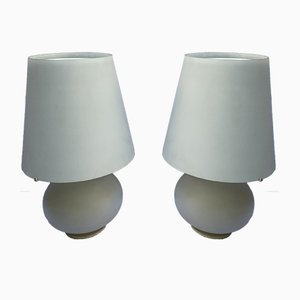 Model 1853 Table Lamps by Max Ingrand for Fontana Arte, 1954, Set of 2