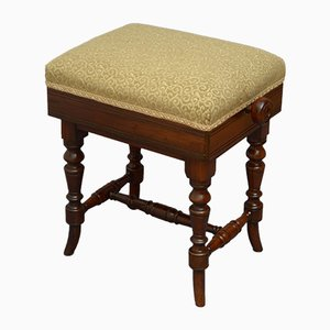 Victorian Rosewood Stool