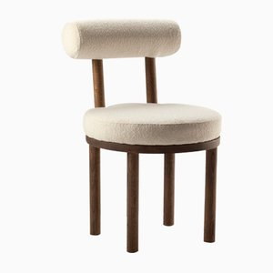Chaise Moca par Studio Rig pour Collector, Set de 2