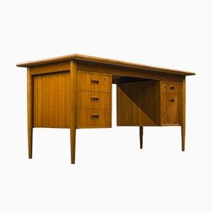 Vintage Teak Schreibtisch, 1960