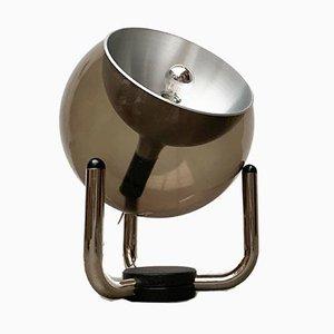 Schweizer Space Age Stehlampe von Temde