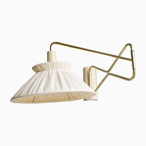Swing Arm Wall Lamp from Cosack, 1950s