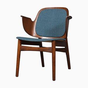 Modell 107 Armlehnstuhl von Hans Olsen für Bramin