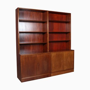 Bookcase in Mahogany by Frits Henningsen