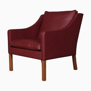 Modell 2207 Sessel von Børge Mogensen für Fredericia