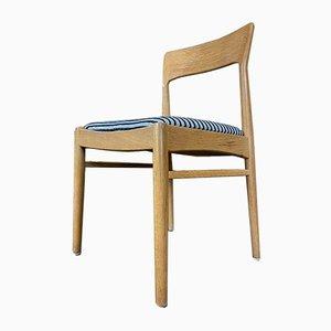 Dänische Eichenholz Stühle von KS Møbler, 1960er, Set of 7