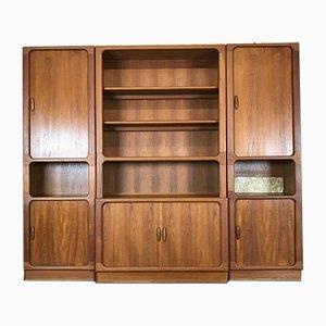 Danish Modern Teak Bookcase from Dyrlund