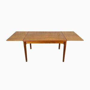 Danish Teak Dining Table by Henning Kjærnulf, 1960s