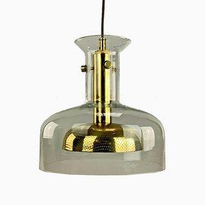 Lampada da soffitto di Anders Pehrson per Ateljé Lyktan, anni '60