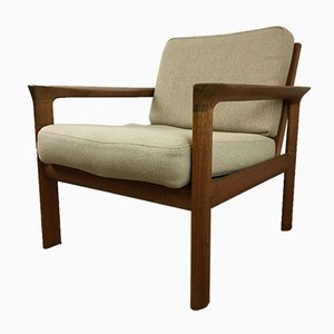 Teak Easy Chair by Even Ellekaer for Komfort, 1960s