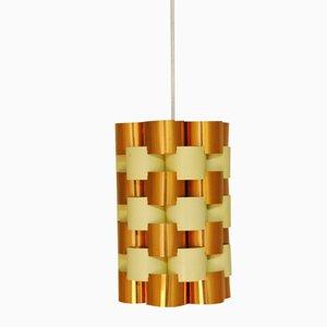 Vintage Scandinavian Hanging Lamp, 1960s