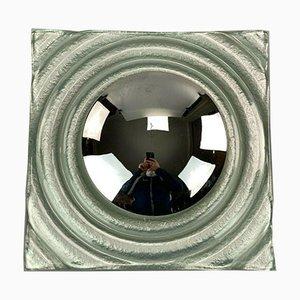 Graue Space Age Wandlampe aus Metall von Neuhaus, 1960er