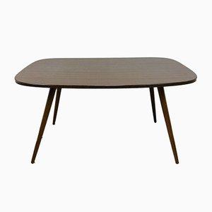 Mid-Century Kidney Side Table