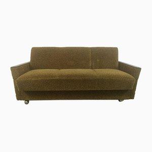 Sofá Club o sofá cama estilo Bauhaus Mid-Century