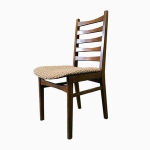 Chaises de Salon Mid-Century, Set de 5