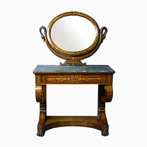 Antique Charles X Dressing Table