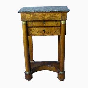 Nachttisch aus der Empire Periode
