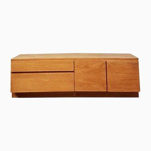 Mid-Century Low Sideboard or Media Cabinet
