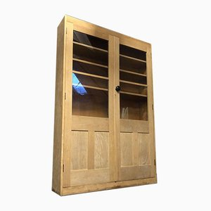 Mid-Century School Haberdashery Cabinet by James Leonard for Esavian ESA