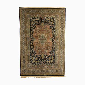 Vintage Middle Eastern Ardebil Carpet