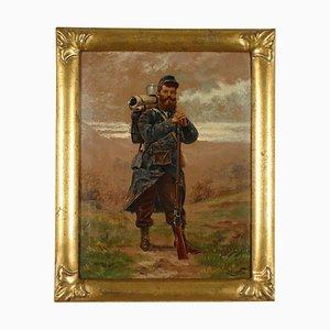 Claudius Seignol, Pittura ad olio
