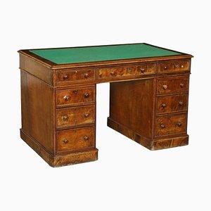 Vintage Schreibtisch im englischen Stil