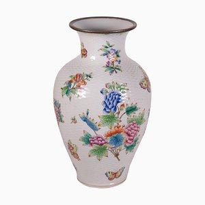 Ungarische Vintage Vase von Herend