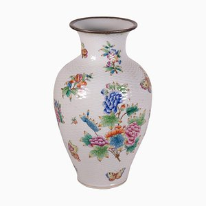 Vintage Hungarian Vase from Herend