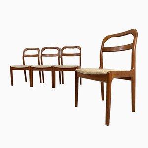 Chaise de Salon Vintage en Teck, Danemark