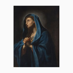 Unknown, Virgin, Oil Painting, 1650s