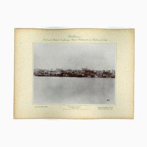 Vintage Fotografie von Vancouver, 1893