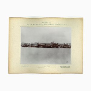Vintage Photograph of Vancouver, 1893