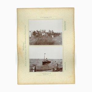 Hyderabad, Dschitah, Original Vintage Photo, 1893