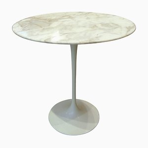 20th Century Marble Tulip Table from Eero Saarinen & Knoll