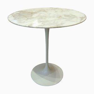 Table Tulipe 20ème Siècle en Marbre de Eero Saarinen & Knoll