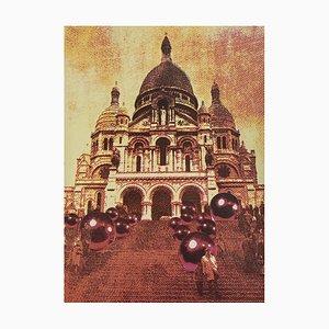 DLM191, Montmartre von Kinetic Pol Bury