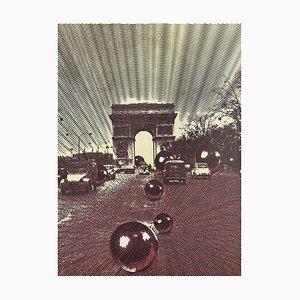 DLM191, Arc De Triomphe by Pol Bury