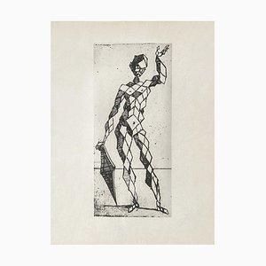 Bizarrie Die Various Figures by Giovanni Baptista Argonaut,1624 for Revue Verve