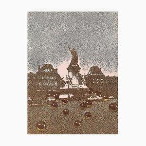 DLM191, Republic Square by Pol Bury