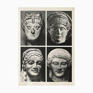 Antique Portraits by Revue Verve