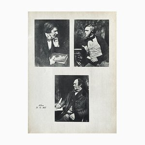 Gallery of Writers by David Octavius Hill by Revue Verve