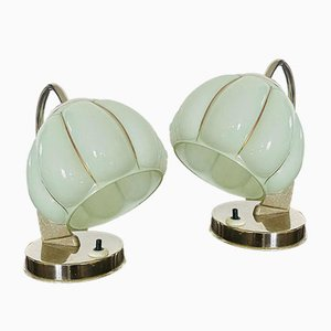 Art Deco Table Lamps by Zukov