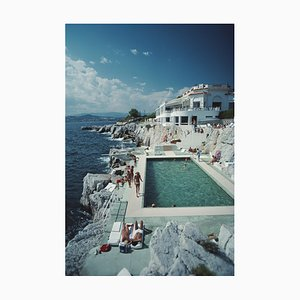 Hotel Du Cap Eden Roc, Slim Aarons, 20th Century, France