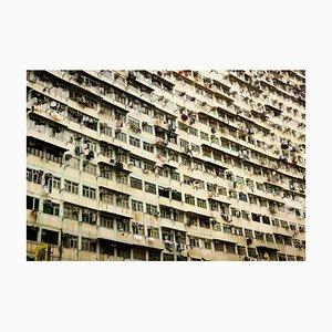 Hong Kong Apartments I, Chris Frazer Smith, Cities, Abstract