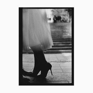 Untitled # 20, Kiss From New York, Schwarzweißfotografie, Street Fashion 2017-2019