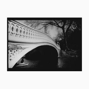 Untitled # 26, Central Park aus New York, 2017 in Schwarz & Weiß