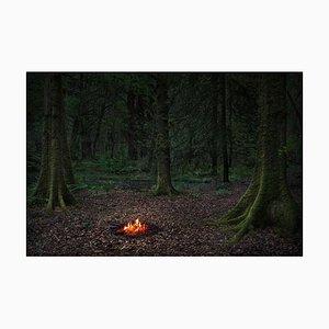 Fires 5, Ellie Davies, British, Photography, 2018
