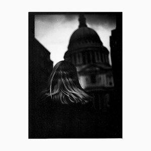 Untitled # 4, Woman St. Pauls von Eternal London, Fotografie, Giacomo Brunelli, 2013