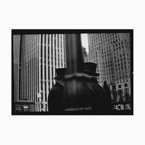 Untitled # 5, Men Central Park aus New York, Foto, Giacomo Brunelli, 2017